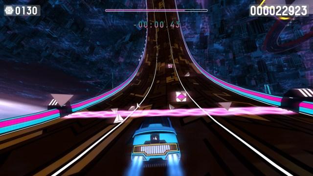Riff Racer Track