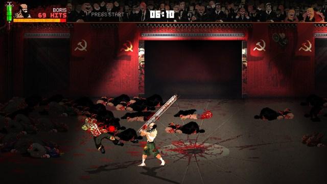 Mother Russia Bleeds Borris