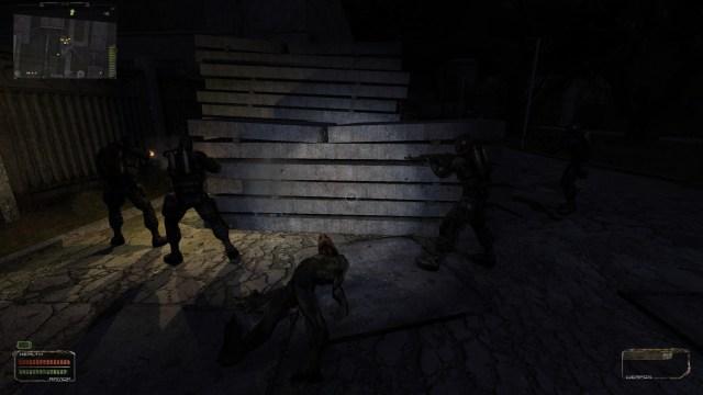 Stalker Shadow of Chernobyl Mutants