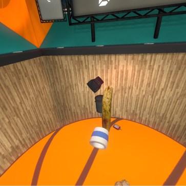 Hoops VR Banana