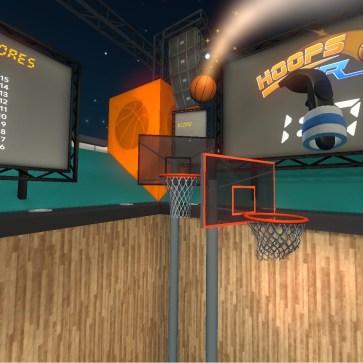 Hoops VR Nets