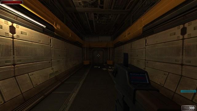 Putrefaction Hallway