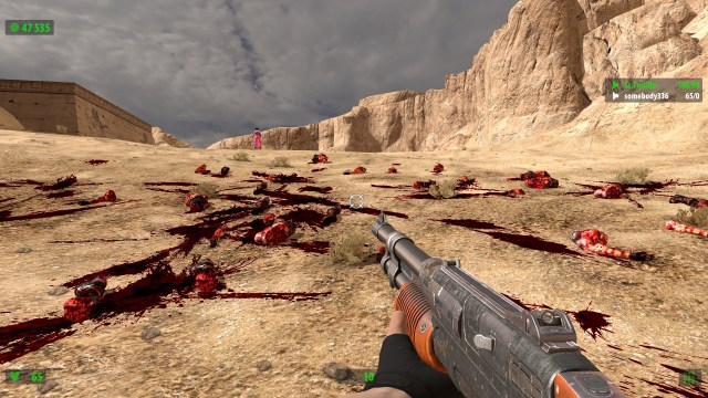 Serious Sam HD The First Encounter Gore