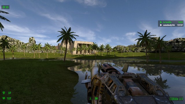 Serious Sam HD The First Encounter Oasis