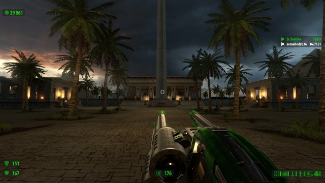 Serious Sam HD The First Encounter Temple