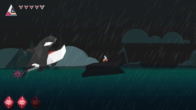 Flat Kingdom Whale