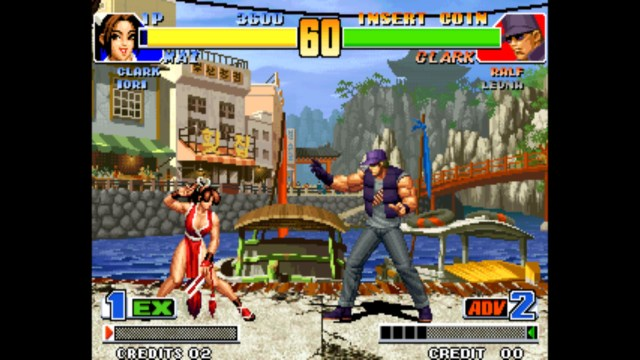 King of Fighters Ultimate Match Final Edition Mai