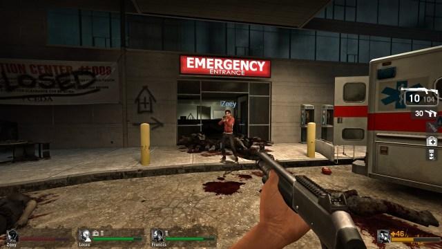 Left 4 Dead Hospital
