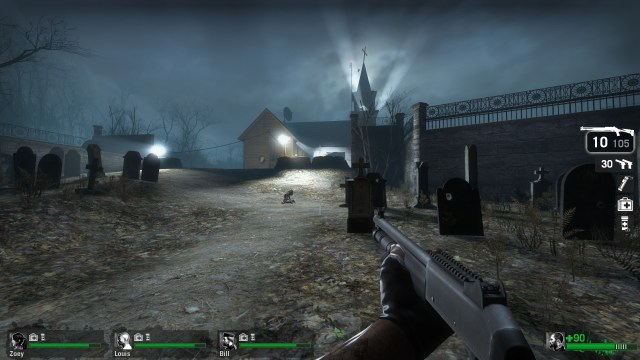 Left 4 Dead Witch