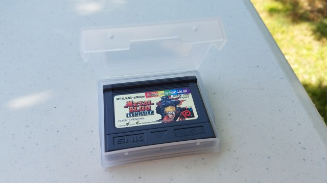 Neo Geo Pocket Color Cartridge