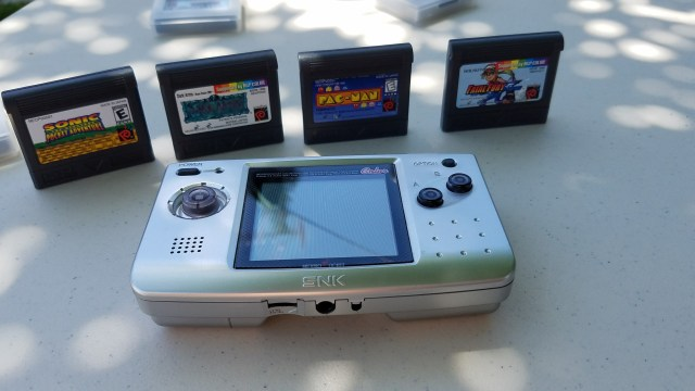 Neo Geo Pocket Color Collection