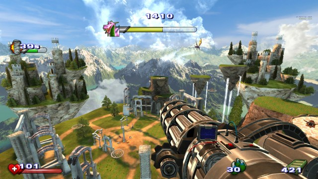 Serious Sam 2 Dragon Boss