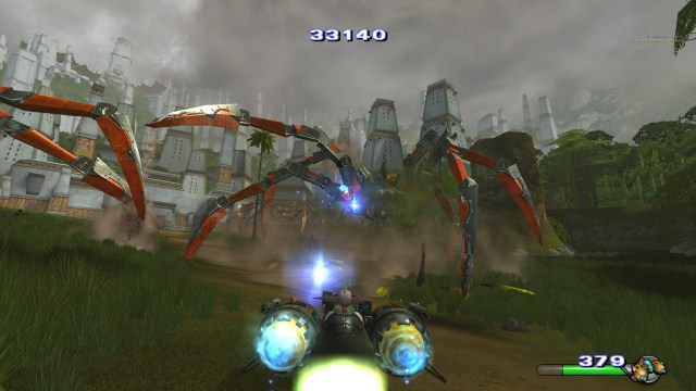 Serious Sam 2 Giant Spider