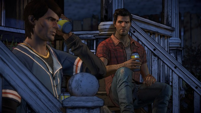 The Walking Dead A New Frontier Brother
