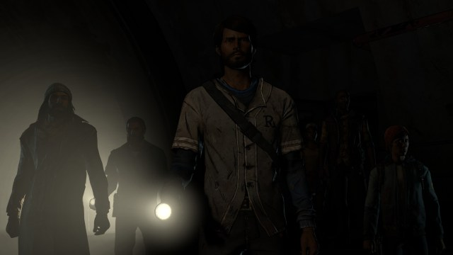 The Walking Dead A New Frontier Characters