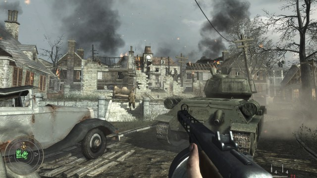 Call of Duty World at War Campaign