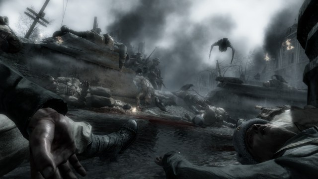 Call of Duty World at War Death