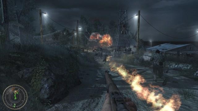 Call of Duty World at War Japanese
