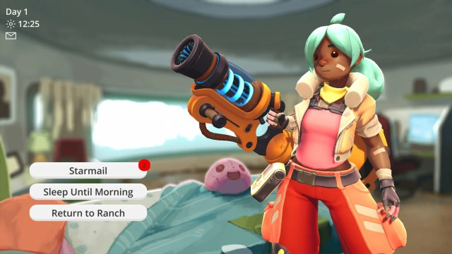 Slime Rancher Character