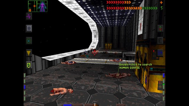 System Shock Enhanced Edition Corpse