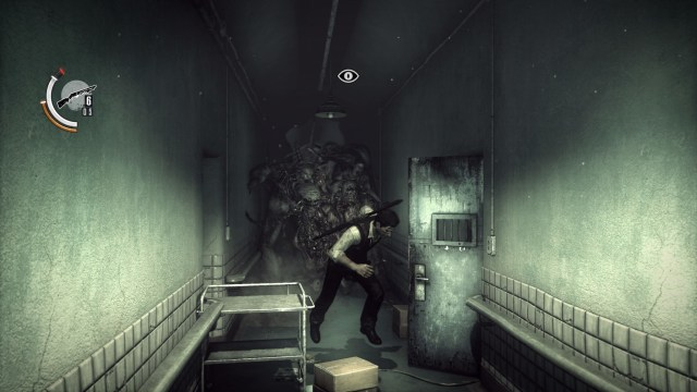 The Evil Within Running Section