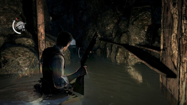 The Evil Within Water
