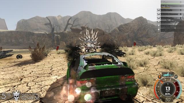Gas Guzzlers Extreme Deathmatch