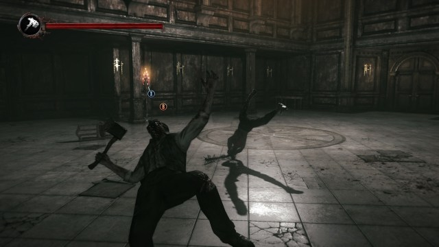 The Evil Within The Executioner FPS