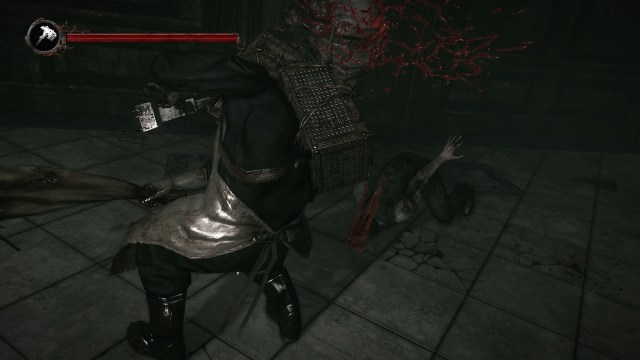 The Evil Within The Executioner Kill