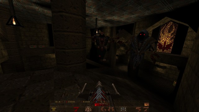 Quake Dissolution of Eternity Boss