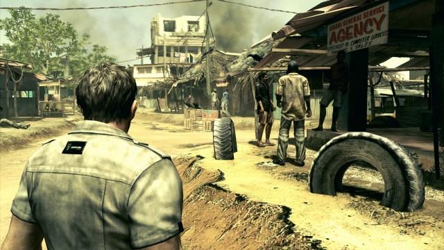 Resident Evil 5 Intro