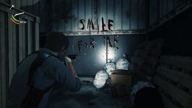 The Evil Within 2 Smile