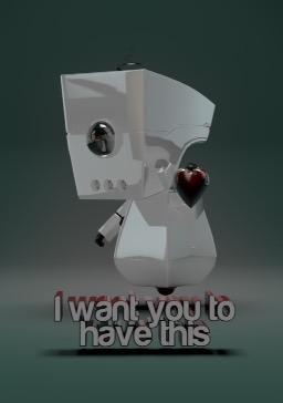 art-Robot Heart