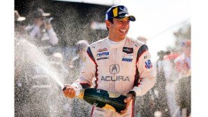 Helio Castroneves IndyCar Driver
