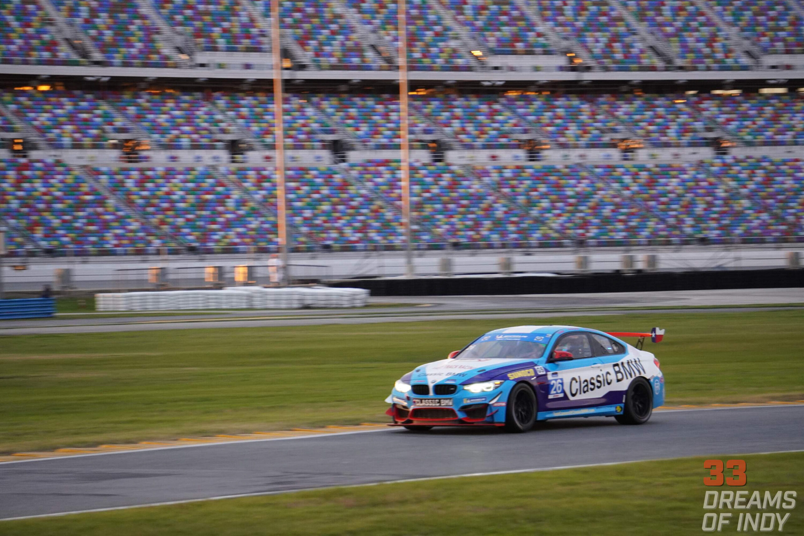 2020 IMSA Michelin Pilot Challenge Roar Before the 24 Practice
