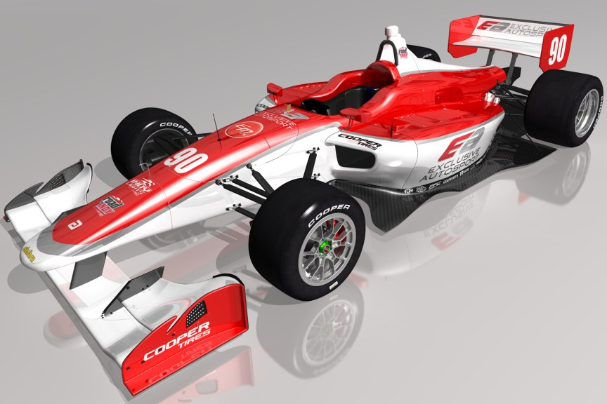 Exclusive Autosports Indy Lights in 2020