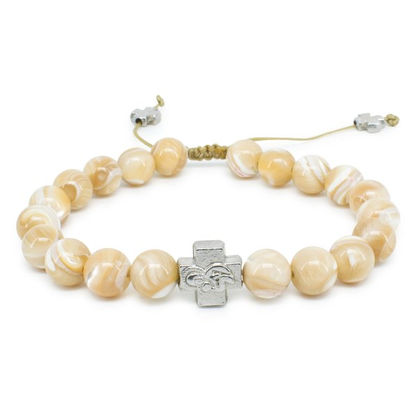 Sedef Stone Orthodox Bracelet-0