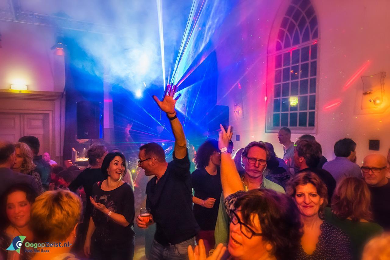 33 plus party in het Beauforthuis met Disco Baltazar