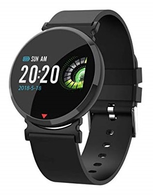 Besde Smart Watch Blood Pressure Tracker