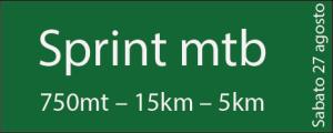 Tasto 33TT Lavarone SprintMTB