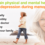 natural remedies for depression during menopausemaintain physical and mental health to fight depression during menopause