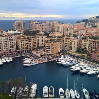 Prieplauka Monake