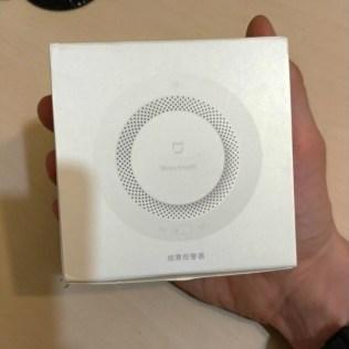 Xiaomi Honeywell pakuotė