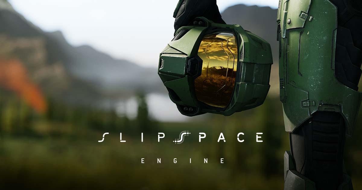 Slipspace Engine 343 Industries
