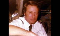 Assistant Chief Pilot Ed Veronelli. Captain Veronelli was involved in the planning of the JFK - St. Maarten flight. He also flew on 9 of the first 30 flights. Ed is a retired former Assistant Chief Pilot with Continental Airlines.