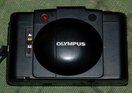 Olympus XA2 Camera