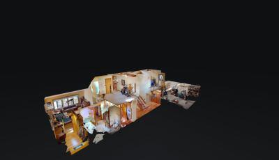 4540 Shagbark 3D Model