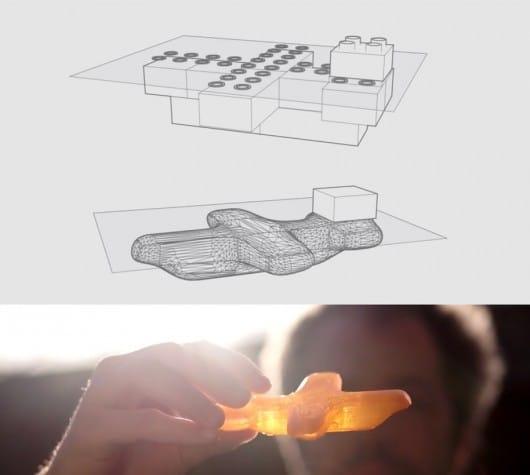Tehnica modulara de constructie combina in mod inteligent realitatea augmentata, imprimarea 3D si modelarea 3D.