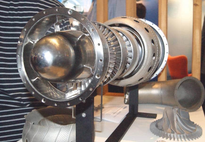 Australienii imprima 3D turboreactoare pentru avioane