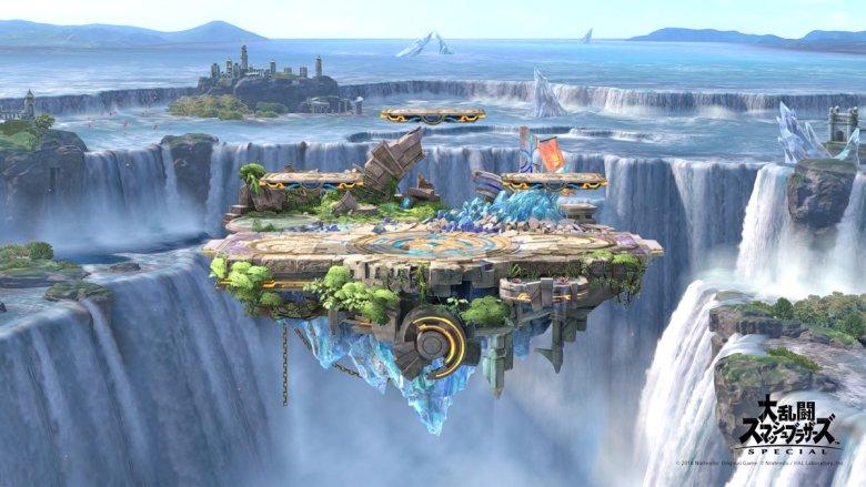 Nintendo Releases Super Smash Bros UltimateWallpapers 2